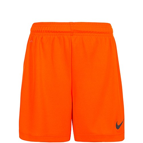 Nike Yth Park II Knit Short Nb, Pantalón Corto, Niños, Naranja (Safety Orange/Black), XL