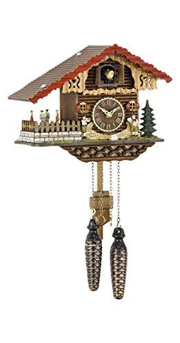 Trenkle Reloj cucú de Cuarzo Casa Suiza, Bailarines Que Dan Vuelta TU 457 QT