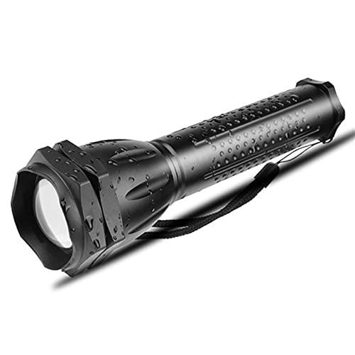 XHP90.2 el LED de gran alcance más linterna g zoom linterna impermeable 30W regulable (Emitting Color : Package E)