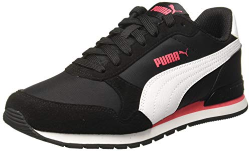 Puma St Runner V2 Nl, Zapatillas de Cross Unisex adulto, Negro (Puma Black-Puma...