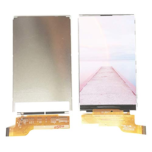 WYFDC Táctil LCD de Repuesto Fit For ALCATEL One Touch PIXI 4 OT 4034 4034D 4034A 4034E OT4034 OT-4034 Pantalla De Pantalla LCD Reemplazo De Teléfono Móvil Pantalla LCD
