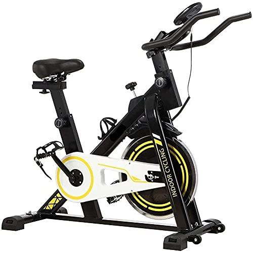 YXYY Bicicleta estática para Hombres, Bicicleta de Ciclismo para Interiores, Bicicleta estática para Entrenamiento en casa, Equipo de Gimnasia Bicicleta estática