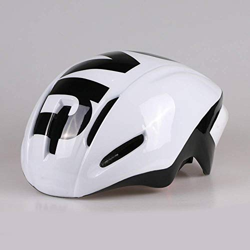 N-B Casco de Bicicleta Unisex para Adolescentes, Casco de Ciclismo Ultraligero, Bicicleta deCarreteraMTB Moldeada integralmentepara Gafas, Casco para Exteriores