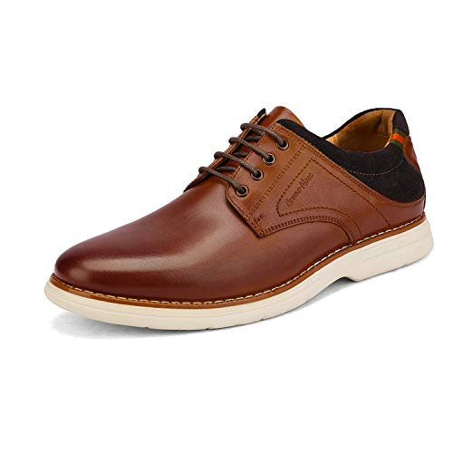 Bruno Marc Men's Oxford Casual Dress Shoes (58% Off)