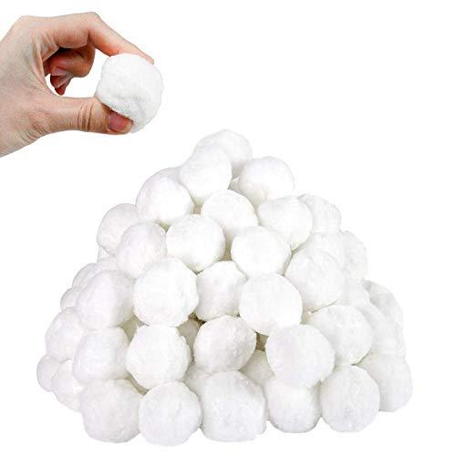 YUQIN Bolas filtrantes de filtro de arena, 700 g, sustituyen a 25 kg de arena de filtro, repuesto para piscina, piscina, bomba de filtro, filtro de arena de acuario (1000 g)