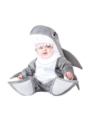 Generique - Déguisement Requin pour bébé 18-24 Mois (84-89 cm)