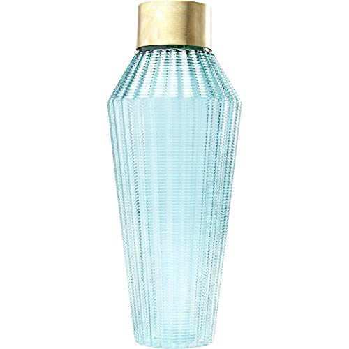 Kare Design Barfly Vase, light blue, 43 cm