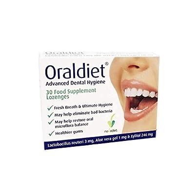 Oralcare probiotics Advanced Dental Hygiene: Dental Probiotics with Lactobacillus Reuteri for healthier gums and Fresh Breath DSH200