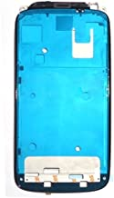 ZHANGTAI Sparts Parts Front Housing LCD Frame Bezel Plate for HTC One S(Black) Repair Flex Cable (Color : Black)
