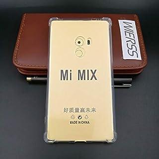 رخيصة - ل Xiaomi Mi Mix 2 حافظة سيليكون شفافة ل Xiaomi Mi Mix 2s Pro 4GB 6GB 128GB 64GB 256GB حافظات تغطية الهاتف المضادة ...