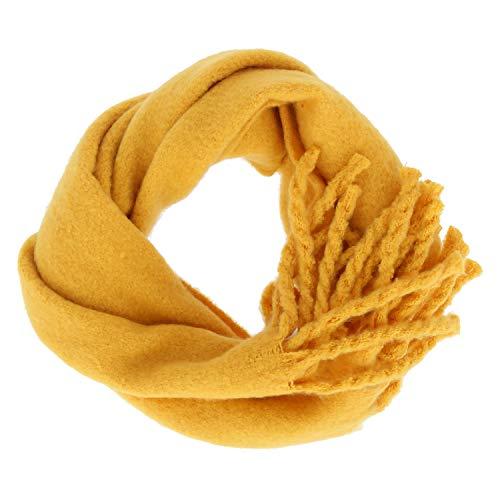 Samaya Schal Größe One Size Gelb (Gelb)