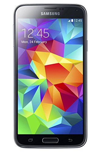 Samsung Galaxy S5 G900a 16GB Smartphone - Unlocked by AT&T for all GSM Carriers Smartphone w  16MP Camera - Charcoal Black