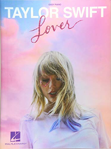 Taylor Swift - Lover: Easy Piano Songbook