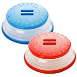 Miltie Cubierta Plegable para Microondas Tapa Plegable para Microondas Tapa Microondas Ple...