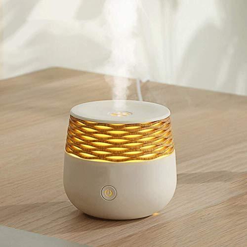 Mistol humidificador mini USB Aroma difusor ultrasónico pequeño humidificador de micro humidificador escritorio aroma difusor lámpara lámpara de aceite esencial lámpara de aceite máquina de incienso m