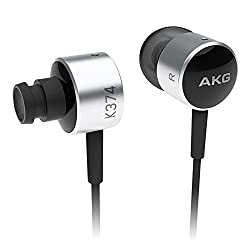 AKG K374SLV Premium High-Performance In-Ear Headphones
