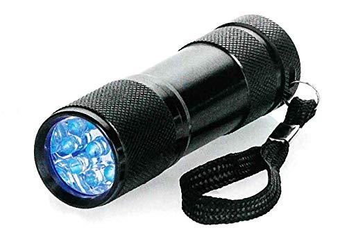 GEHWOL Gel UV Lampe für mobile Fußpflege, Gellampe für Aushärtung vom Nagel repair Gel