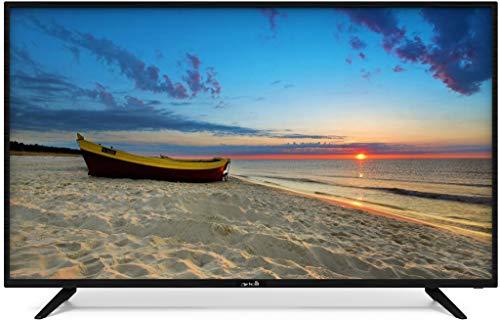 ARIELLI TV LED 50' 4K LED-50A214UHD Smart TV Italia Black