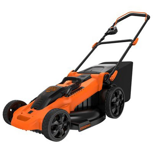BLACK+DECKER CM2040 40V Lithium 3-in-1 Cordless Mower, 20