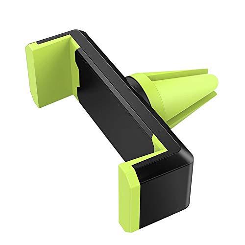 Soporte del Coche Móvil Soporte de teléfono del automóvil Soporte de montaje de ventilación de aire Soporte universal de automóvil para teléfono celular en soporte de teléfono móvil de coche Soporte d