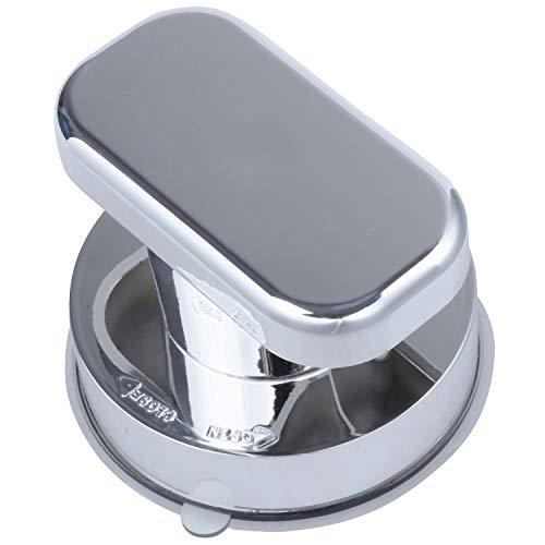 Didad Manija de Ventosa de Tirador del refrigerador del cajon Tirador del bano de Montaje en pared Tirador Sin tornillos Hardware de muebles