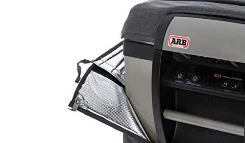 ARB 10900043 Transit Bag Classic Fridge For 50QT Series II Grey/Black Transit Bag Classic Fridge