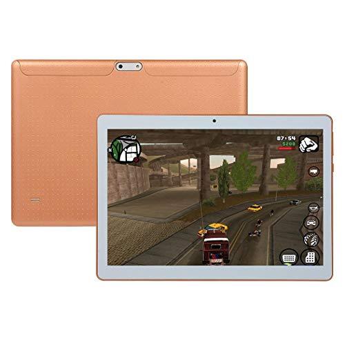 Wumedy Full Size 10.1 inch US Dual Camera Bluetooth Dual SIM Tablet Tablets