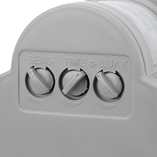 Sensor de cuerpo ligero para interior y exterior 100% nuevo