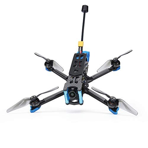 iFlight Chimera4 4S FPV Freestyle Long Range 4inch BNF Drone Built with Caddx Nebula Nano Vista HD System for DJI FPV Goggles and Remote Controller