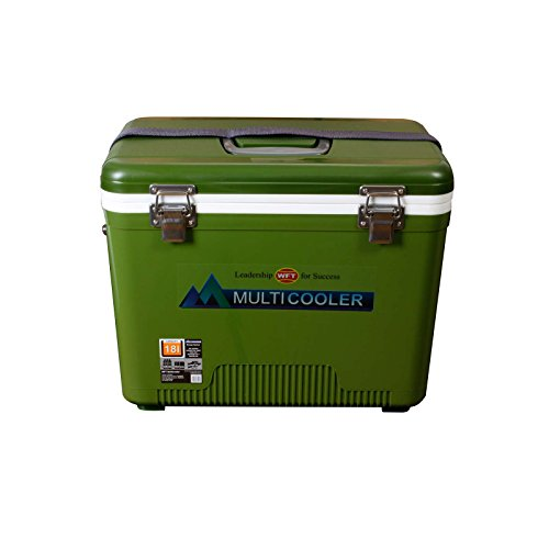 WFT Multicooler 18L green Kühlbox