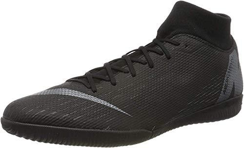 Nike Unisex Mercurial Superfly VI AG-PRO Sneakers, Schwarz (Black/Black 001), 42.5 EU