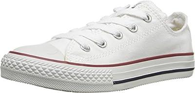 Converse Kids Chuck Taylor(r) All Star(r) Core Ox (Little Kid) (Optical White) Kids Shoes