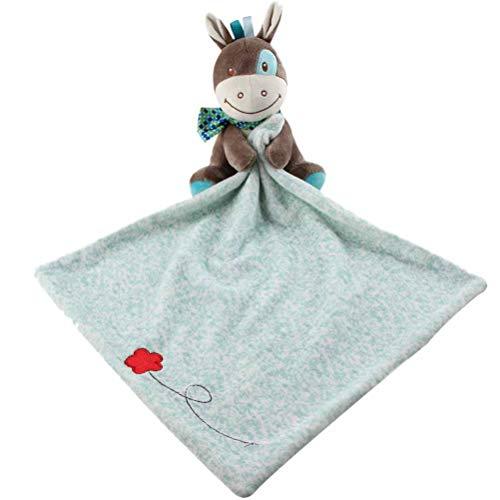 YeahiBaby Schmusetuch für Neugeborene, Spielzeug für Kinderwagen