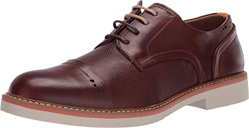 Steve Madden Spanner Brogue Oxford Shoes - Leather (for Men)