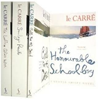 John Le Carre Collection Set: The Honourable Schoolboy, Call for the Dead, Smiley's People & the Looking Glass War