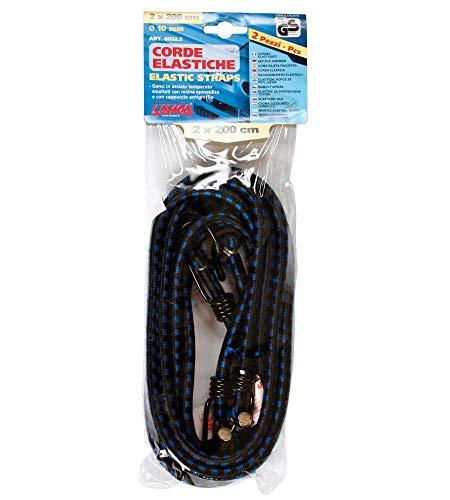 Lampa 60222 Coppia Corde Elastiche Standard