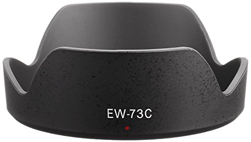 ZEROPORT JAPAN レンズフード EW-73C 互換品 Canon EF-S10-18mm F4.5-5.6 IS STM 用 KOUEI-EW-73C