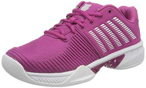 K-Swiss Performance Damen KS TFW Express Light 2 Carpet-Cactus Flower/White Tennisschuh,42 EU
