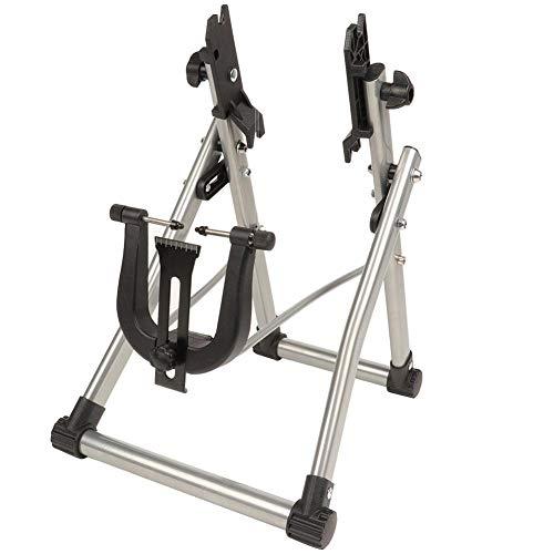 VGEBY1 Fahrradhalter Ständer, Fahrradwartungshalter Felgenreparaturstütze Fahrradzubehörteile Bicycle Repair Workshop