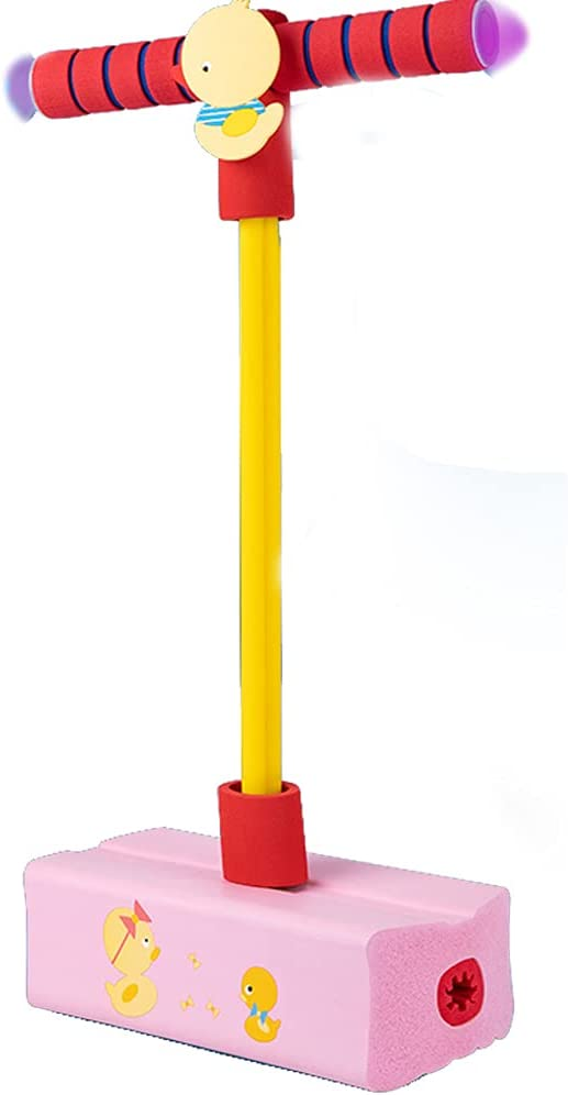 Pinkelephant Pogo Stick Jumper for Kids and Fo Sound with Light Special price a limited gift time