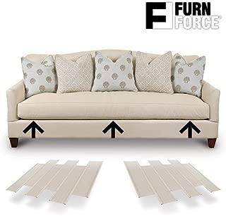 Hasëndad Furn Force - Paneles para Sofá, Blanco, 48 x 10.5