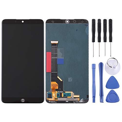 EY Ayd LCD Pantalla y digitalizador Conjunto Completo para Lenovo Yoga Book YB1-X91L (Color : Black)