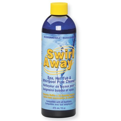 Swirl Away Hot Tub and Whirlpool Bath Cleaner - 475ml