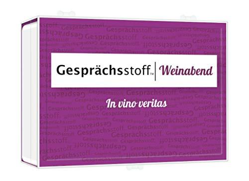Kylskapspoesi 41007 - Gesprächsstoff Weinabend