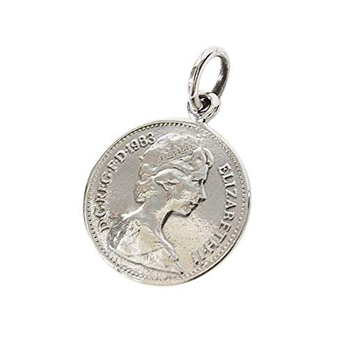 スモールコイン(1) ネックレス メンズ レディース コイン ネックレス ペンダント アクセサリー