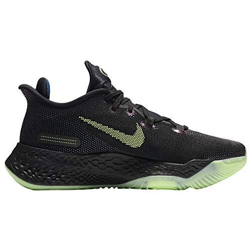 Nike AIR Zoom BB NXT - Escuela de grado para niños, (Negro/Valerian Blue/Lime Blast), 40 EU