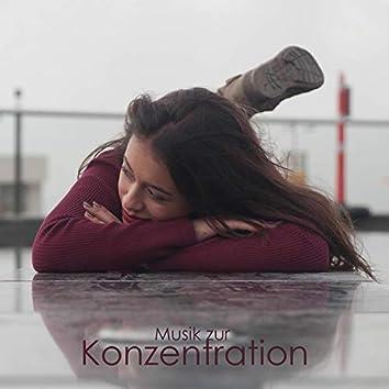 Musik zur Konzentration – Entspannende Klavierlieder, instrumentale Hintergrundmusik, ruhiger Geist, Entspannung, Arbeit, Studium