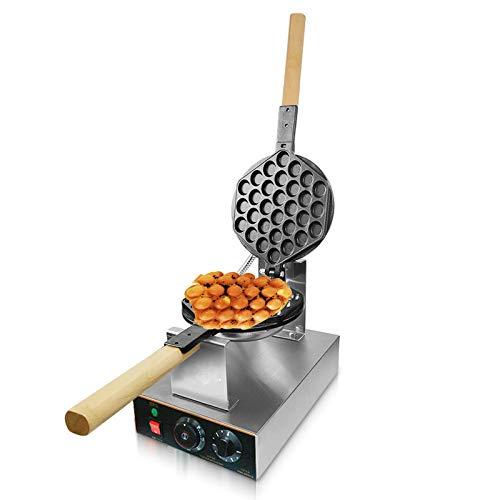 miaomiao Topf110 V / 220 V Elektrischer Chinesischer Eierblasen-waffeleisen-Eier-blätterteig-Kuchen-Eisen Hongkong-Eier-Muffin-maschinenofen Antihaft-Platte