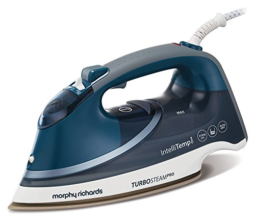 Morphy Richards Steam Iron 303131 Turbosteam Pro with Intellitemp...