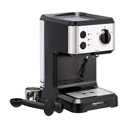 AmazonBasics Espresso Coffee Maker